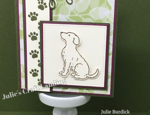 Happy Tails Sympathy Card